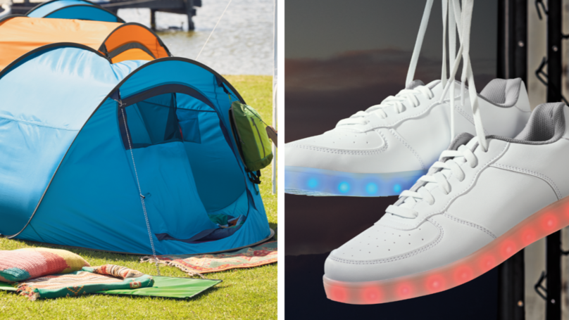 Lidl Is Launching A New Festival Essentials Range
