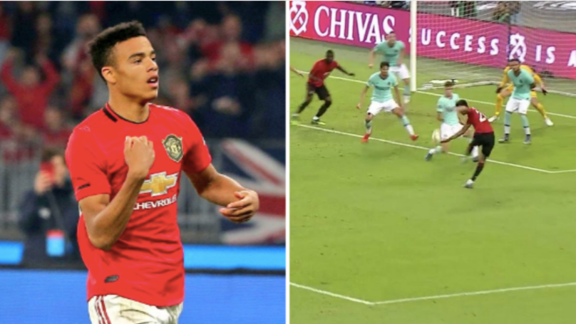 17-Year-Old Mason Greenwood Is The Future Of Manchester United