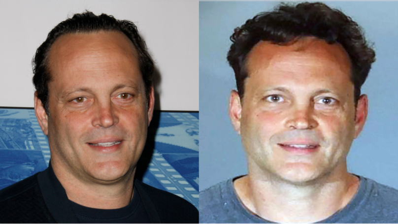 ​Vince Vaughn Charged Following Arrest And Mug Shot Released
