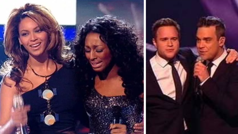 As The X Factor Final Approaches - Can The Duets Get Any Better Than These?