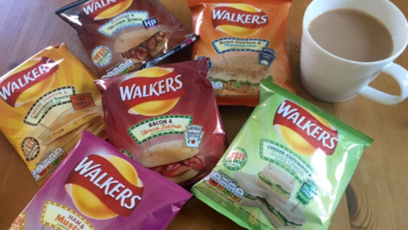 People Are Very Angry That Walkers Think Bacon And Ketchup Go Together