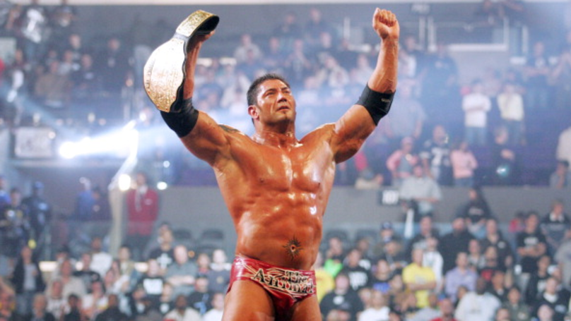Batista In Talks Over Full Time WWE Return