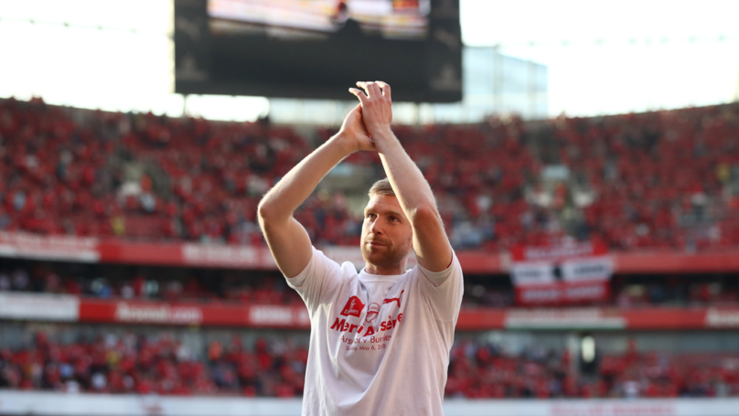 Mertesacker Candidly Reveals Mental Health Issues He Experienced Due To Football