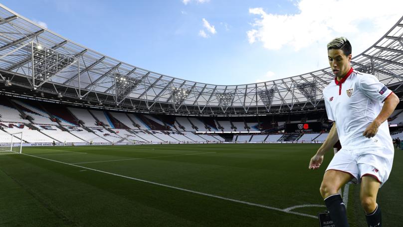 West Ham Look Set To Sign Nasri