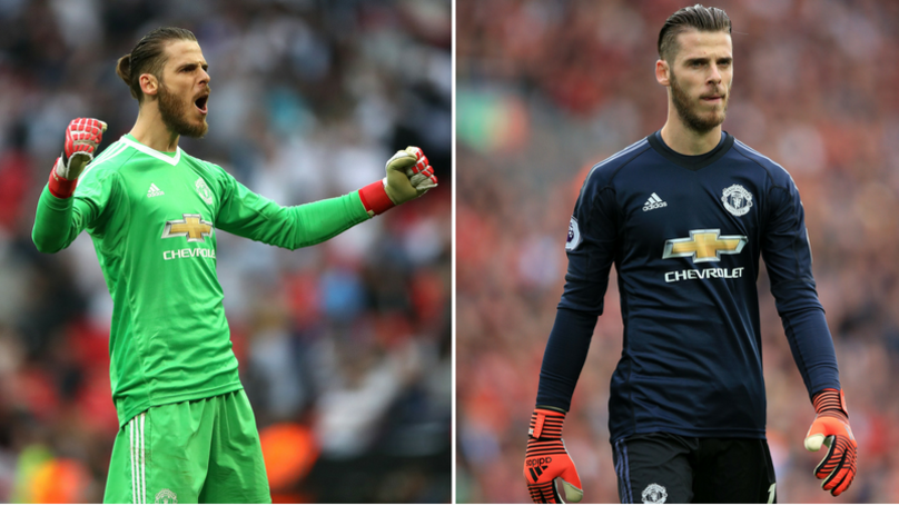 David De Gea Agrees New Five-Year Deal With Manchester United