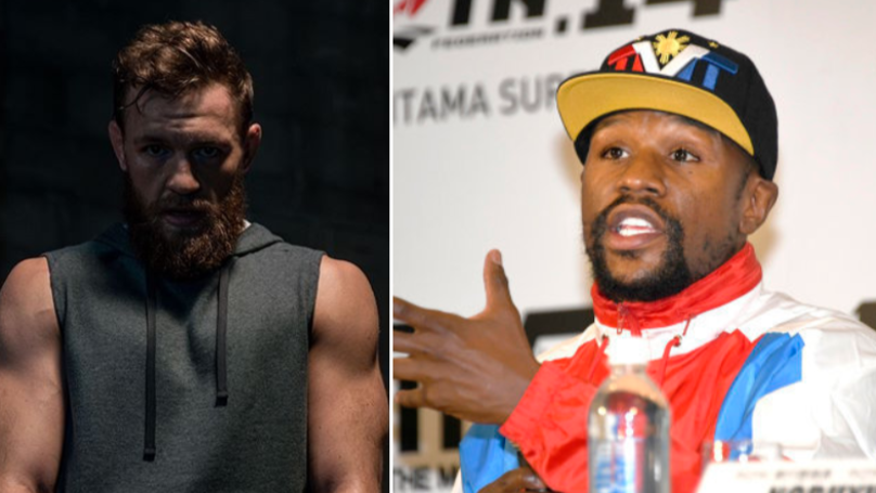 Conor McGregor Responds To Floyd Mayweather's 'My Way, My Rules' Comment