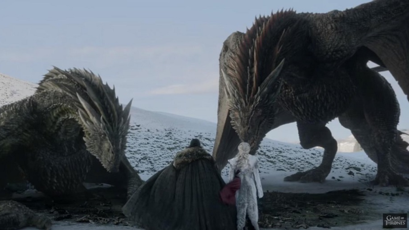Game Of Thrones Fans Think Jon Snow Will Ride A Dragon In Season Eight