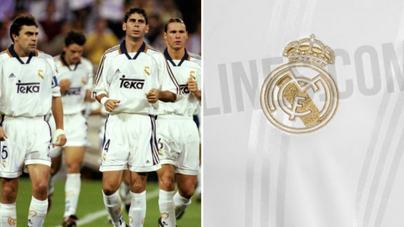 Adidas' Real Madrid 2019/20 Icon Retro Jersey Has Leaked Online