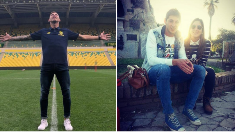 Emiliano Sala's Sister Posts Heartbreaking Tribute After His Death Is Confirmed