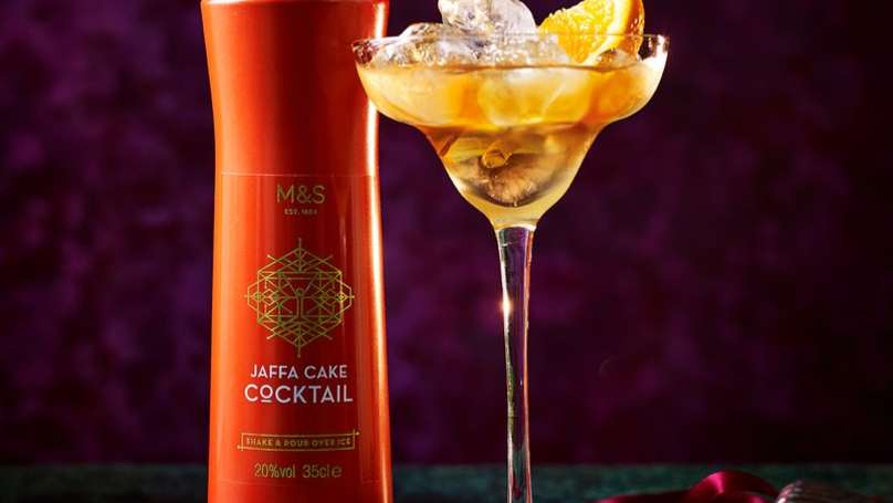 M&S Is Launching A Jaffa Cake Cocktail And It's £10