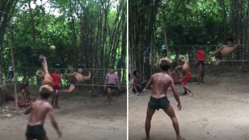 Introducing Sepak Takraw: Football, Volleyball And Martial Arts Rolled Into One Sport
