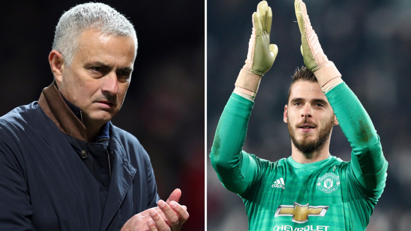 What Manchester United Are Doing To Prevent David De Gea From Leaving In January
