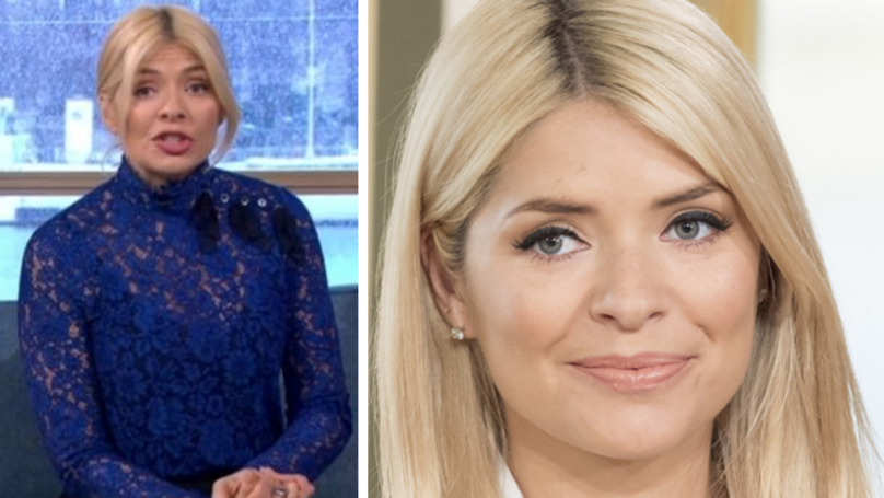 This Morning Viewers Urge 'Ill' Holly Willoughby To Go Home