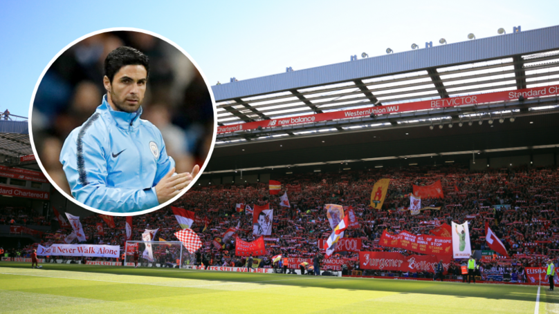 Manchester City Assistant Coach Mikel Arteta Pays Anfield The Ultimate Compliment