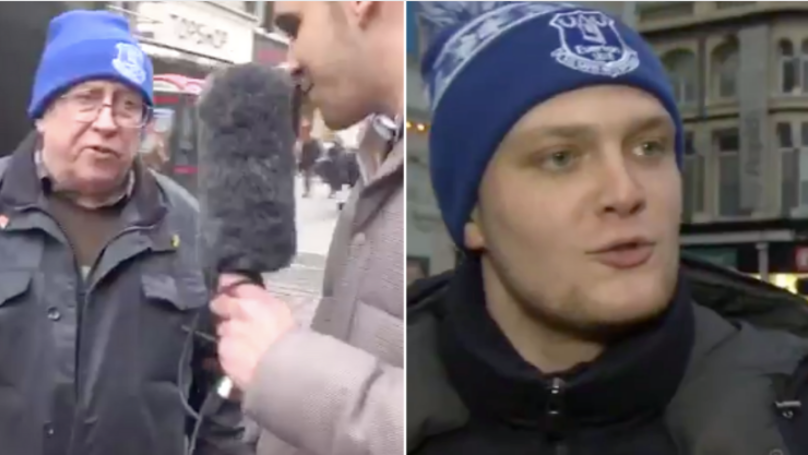 Some Everton Fans Want To Lose Tonight To Spoil Liverpool's Chances Of Winning League