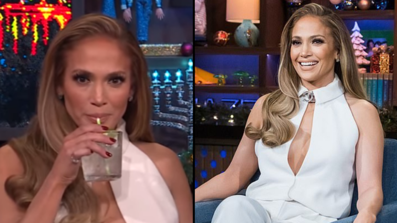 Jennifer Lopez Reveals She Once Had Sex In Trailer During Game Of 'Never Have I Ever'