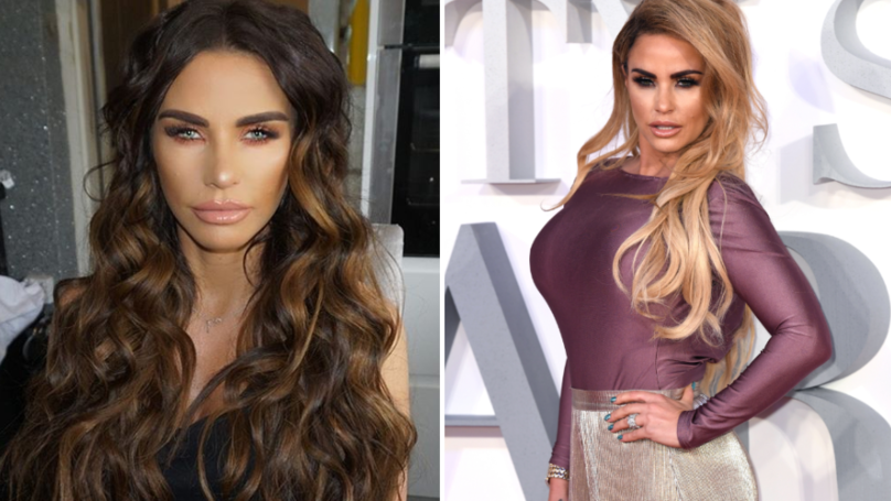 Katie Price Slammed By Fans Who Accuse Her Of Photoshopping Son