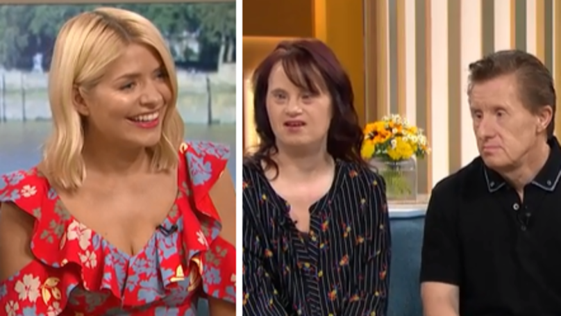 Married Couple Of 23 Years With Down's Syndrome Move This Morning Fans To Tears