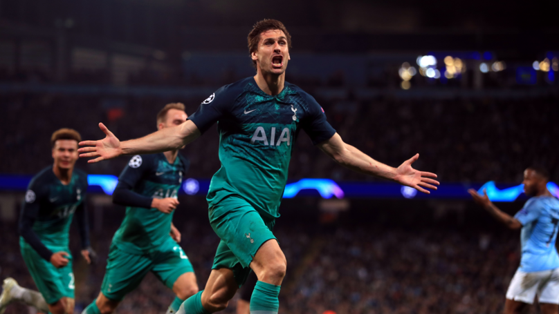 Tottenham Has Knocked Manchester City Out Of The Champions League