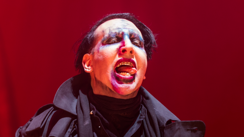 Photo Shows What Marilyn Manson Looked Like As A Child