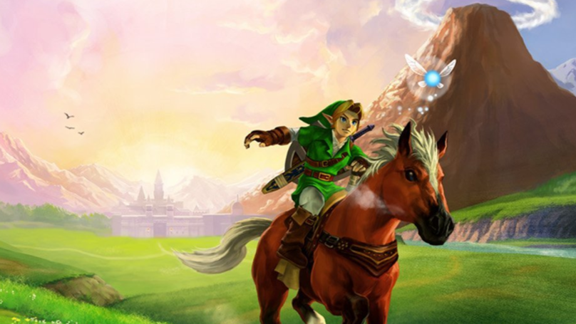'Zelda: Ocarina Of Time', The Highest-Rated Video Game Ever, Is 20 Today