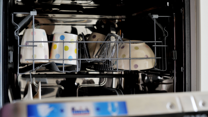 ​What Happens To A Dishwasher When You Turn It On?