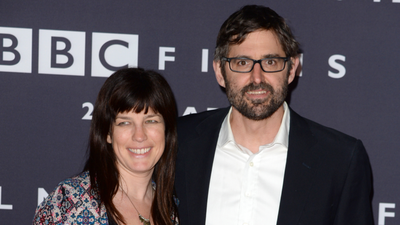 Who Is Louis Theroux's Wife, Nancy Strang?