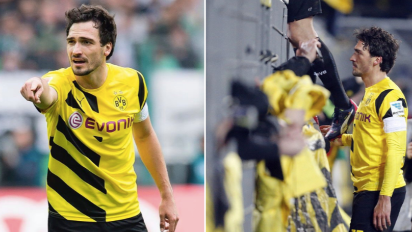 Mats Hummels Rejoins Borussia Dortmund In £34m Transfer From Bayern Munich