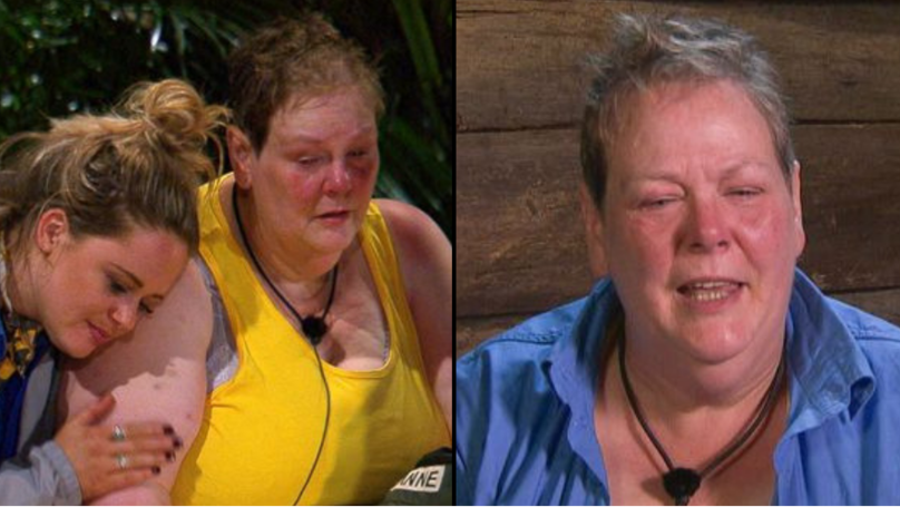 I'm A Celebrity: Anne Hegerty Gives Emotional Speech Thanking Fellow Campmates