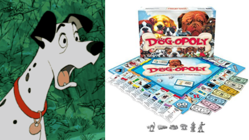 Dog Monopoly Exists And It Looks Like A Woofing Good Time