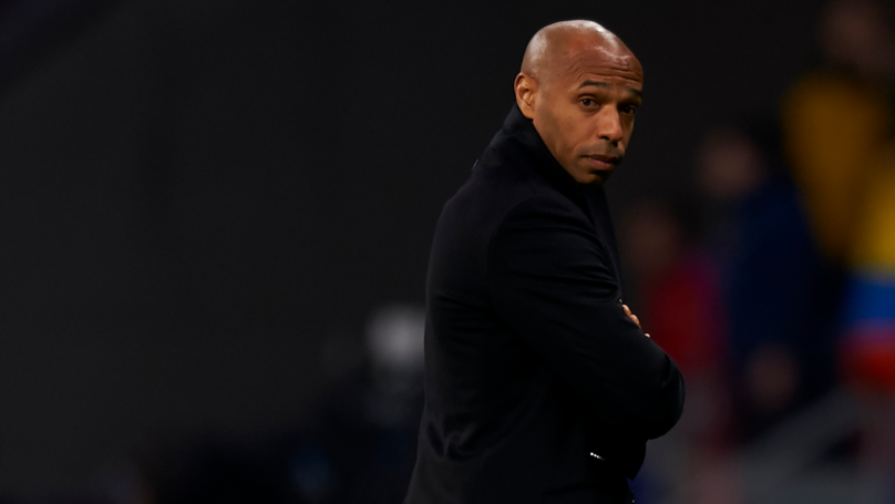 Thierry Henry Wants Premier League Striker For First Monaco Signing