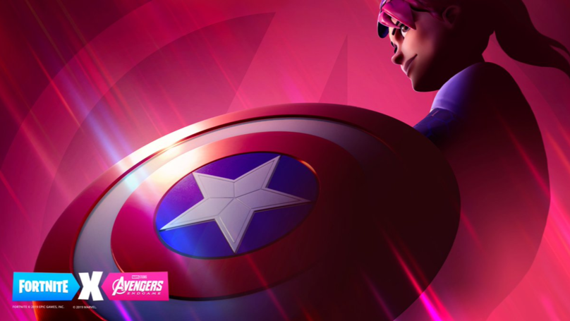 ​The 'Fortnite' Crossover With 'Avengers: Endgame' Launches This Week