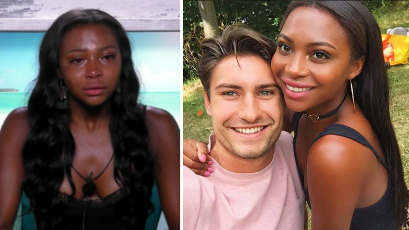 Love Island's Frankie Foster 'Reveals Relationship With Samira Is All For The Cameras'