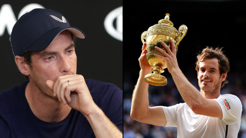 Andy Murray Tearfully Announces His Retirement From Tennis