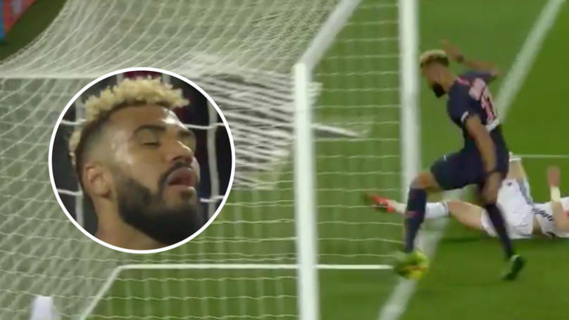 Eric Maxim Choupo-Moting Takes Home The Award For Worst Miss Of All Time