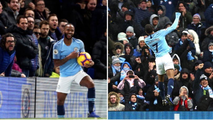 Football Fans Were Not Happy With Sky Sports' Commentary After Raheem Sterling's Goal Against Everton