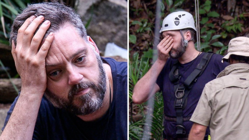 Mum's Care Fees Are The Real Reason Iain Lee Has Entered 'I'm A Celebrity'