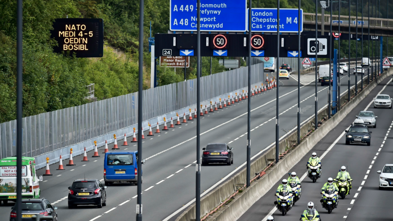 New 50mph Limits On Parts Of M4 And Number Of A-Roads To Cut Emissions