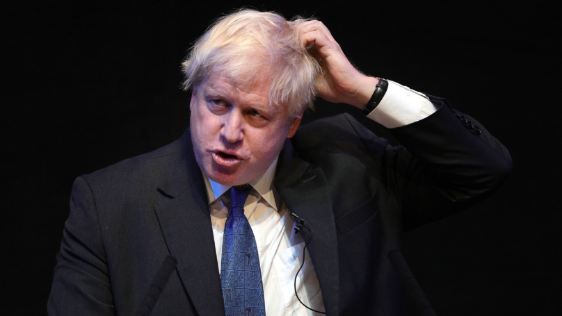 Boris Johnson Speaking French Is The Clip You Didn't Know You Needed To See Today