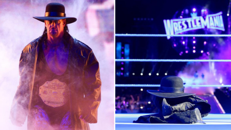"WWE Legend The Undertaker ""Has Retired From Wrestling"""