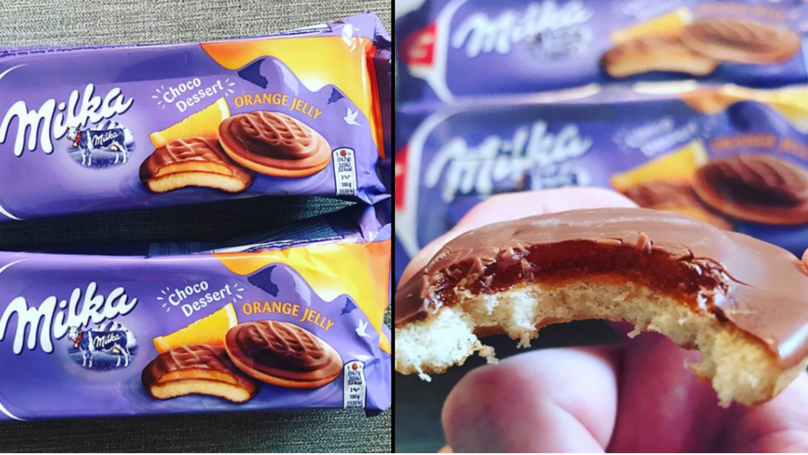 Milka Jaffa Cakes Actually Exist And Look Incredible