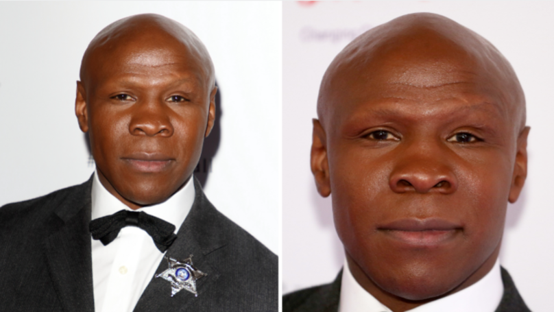 Chris Eubank Sr Says He Would Love To Play James Bond