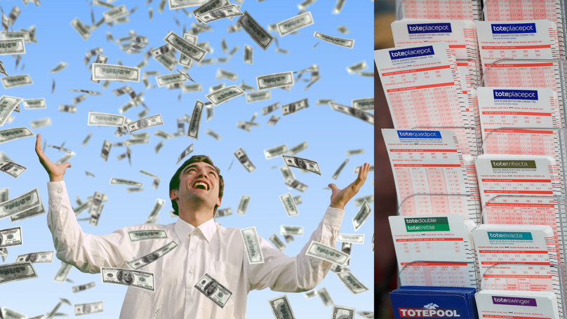 Lucky Punter Wins Over £1K From Ridiculous £10 Bet