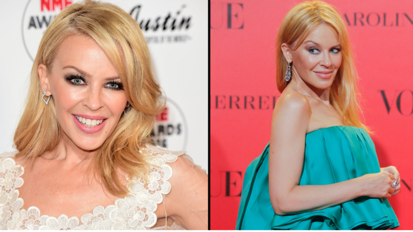 Kylie Minogue Has Been Confirmed For 'Legend' Slot At Glastonbury Festival