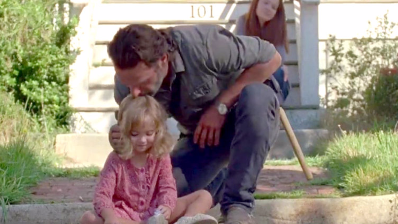 'Walking Dead' Fans Are Confused Over Judith's Age And Maggie's Pregnancy