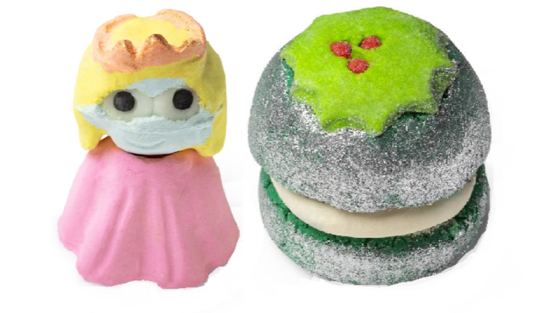 Lush Has Released Its Christmas Collection And It's Gloriously Festive