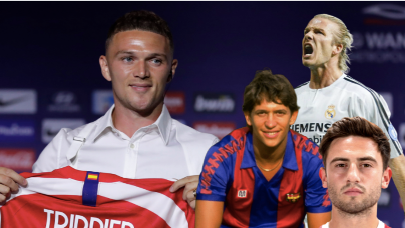 Kieran Trippier To Become The 20th Englishman To Play In La Liga