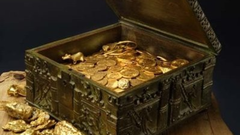 A Millionaire Has Hidden A Treasure In The Rocky Mountains Worth $2m