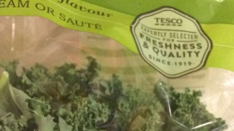 Mum 'Finds Used Condom In A Bag Of Tesco's Curly Kale'