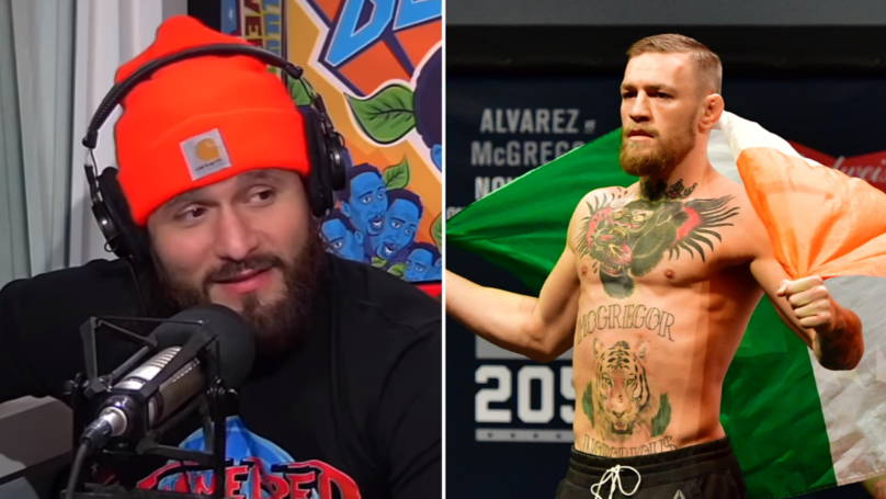 "Jorge Masvidal Calls Out Conor McGregor, Wants To ""Break His Face"""